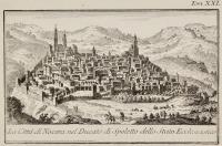 La Città di Nocera nel Ducato di Spoletto dello Stato Ecclesiastico.