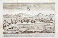 Altamura, città del Regno di Napoli nella provincia di Bari.