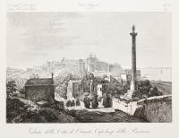 Veduta della città di Otranto, capoluogo della provincia