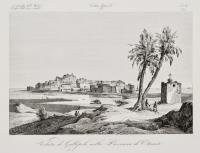 Veduta di Gallipoli nella provincia di Otranto