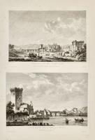 Premiere Vue de la Ville et du Golfe de Tarente (Insieme a:) Seconde Vue du Port de Tarente, prise du coté