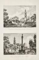 Campanillo de Soletta, village de la Torre d'Otrante. (Insieme a:) Village de Moglie dans la Terre d'Otrante.