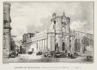 Duomo di Siracusa, anticamente Tempio di Minerva (Sicilia)