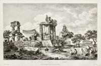 Vue des Ruines du Temple de Junon à Agrigente