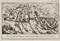 La Città di Pescia nel Gran Ducato di Toscana