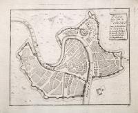 Plan de la Ville de Verone dans le territorie de Venise