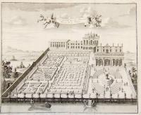 Giardino dell N.H. Sig.r Gio. Francesco Morosini in Padova