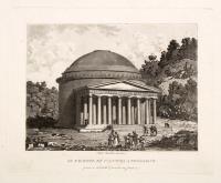 Il Tempio di Canova a Possagno.