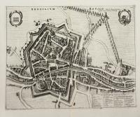 Rhodigium vulgo Rovigo. Ville de l'Etat de Venise Capitale de la Polesine de Rovigo.