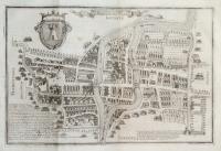 Pianta scenografica della città di Adria nello Stato Veneto