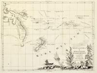 Nuova Guinea e Nuova Galles ed isole adiacenti.