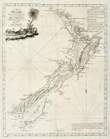 La Nuova Zelanda trascorsa nel 1769 e 1770 dal Cook Comandante dell' Endeavour vascello di S.M. Britannica.
