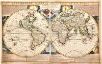 Mappe – Monde, ou carte generale de la terre