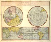 Globo terrestre delineato nel 1786…
