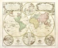 Planiglobii terrestris mappa universalis.