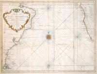 Carte de l'Ocean Meridional.