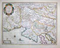 Karstia, Carniola, Histria et Winorvum Marchia.