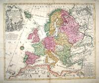 Europa delineata iuxta observationes...