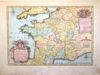 La France, ses conquetes, ses acquisitions & ses bornes.