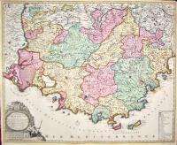 Comté et gouvernement general de Provence...