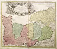 Normandia, Galliae celebris provincia.