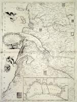 La Guienna, Medoc, Saintonge, Aunis e paesi convicini