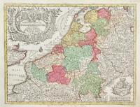 XVII Provinciae Belgii sive Germaniae inferioris…