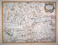 Saltzburg archiepiscopatus cum ducatu Carinthiae.