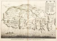 Ancien plan de l'isle de Malte, ou S.Paul aborda apres son naufrage.