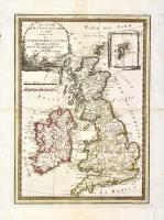 Le isole Britanniche o sieno li Regni di Inghilterra, Scozia ed Irlanda.