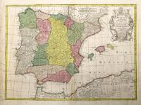 Hispania ex archetypo Roderici Mendez Sylva et variis.