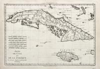 Isles de Cuba et de la Jamaique.