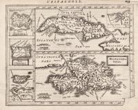 Cuba Insula – Hispaniola Insula