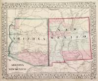 Arizona and New Mexico