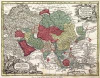Asia cum omnibus Imperiis provinciis…
