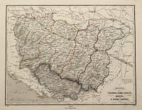 Provincie di Piacenza, Parma, Reggio, Modena, e Massa Carrara.