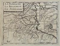 La Romaigne, le Bolognese, le Ferrarois.