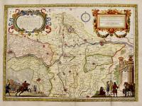 Geographia de la parte de Italia, en que se a hecho la guerra a que asistio el Rey…Novelara…Luzara…Guastalla.