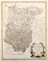 Parte del Modenese che comprende i ducati di Modena, Reggio e Mirandola il principato di Carpi e Correggio e la provincia del Frignano.