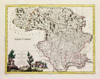 Il Friuli colla Carnia e Cadorino.