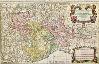 Les Montagnes des Alpes ou sont remarques les Passages de France en Italie, le Duchè de Milan et les Estats du Duc de Savoye & c.