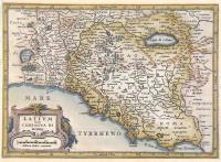 Latium nunc Campagna di Roma.