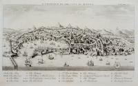 A prospect of the city of Genoa