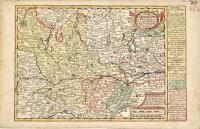 Das meiste von der Lombardey als Meyland, Parma und Piacenza.