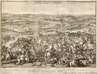 A View & Representation of ye Battle of Cassano fought on ye 16 th of August 1705