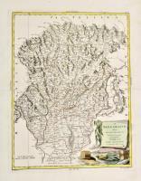 Il Bergamasco diviso ne' suoi distretti