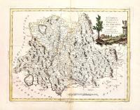 L'Umbria ed i territorj di Perugia e di Orvieto.