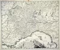 Nova et accurata Ducat., Sabaudiae, Principat. Pedemont. et Montferat., Ducatus Mediolan. et Reipub. Genuensis tabula, cum adiacentibus regionibus...