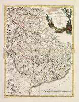 Parte del Piemonte, colla Contea di Nizza e la Riviera di Genova a Ponente.
