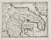 L' Apouille comprenant a present Barri Otranto et la Basilicate.